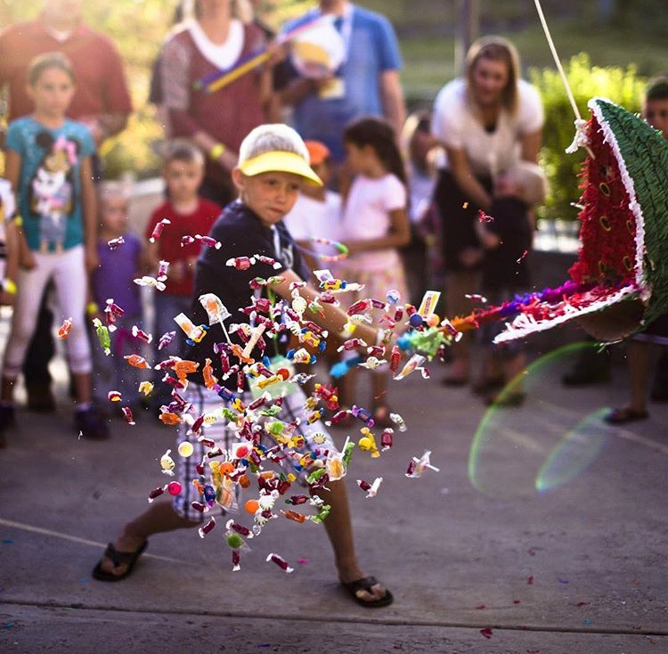 Pinata Game